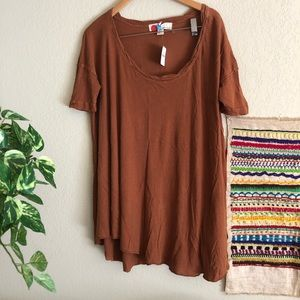 Free people beach tunic